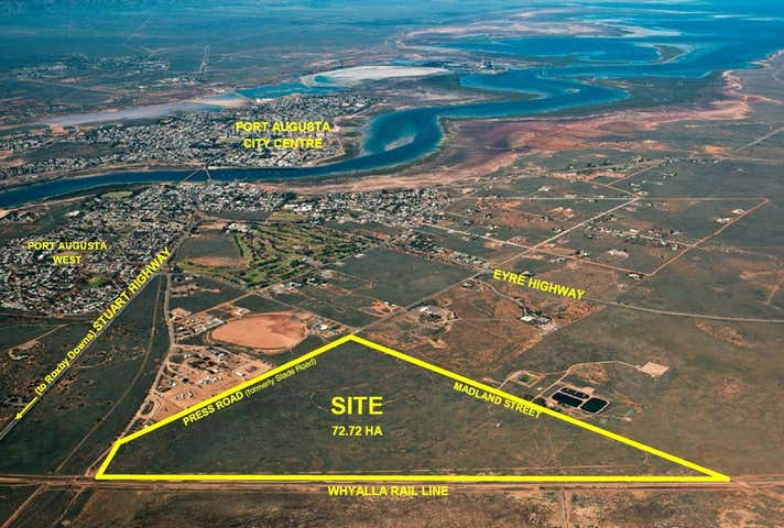 Lot 40 & 4 Old Tarcoola Road Port Augusta West SA 5700 - Image 1