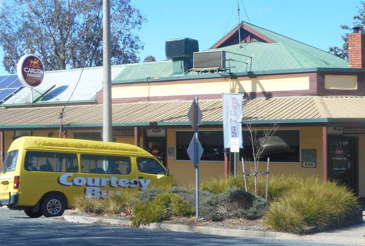 Tattersalls Club Hotel, 32 Livingstone Street Mathoura NSW 2710 - Image 1
