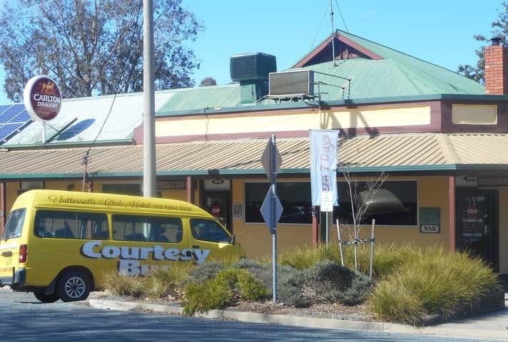 Tattersalls Club Hotel, 32 Livingstone Street, Mathoura, NSW 2710