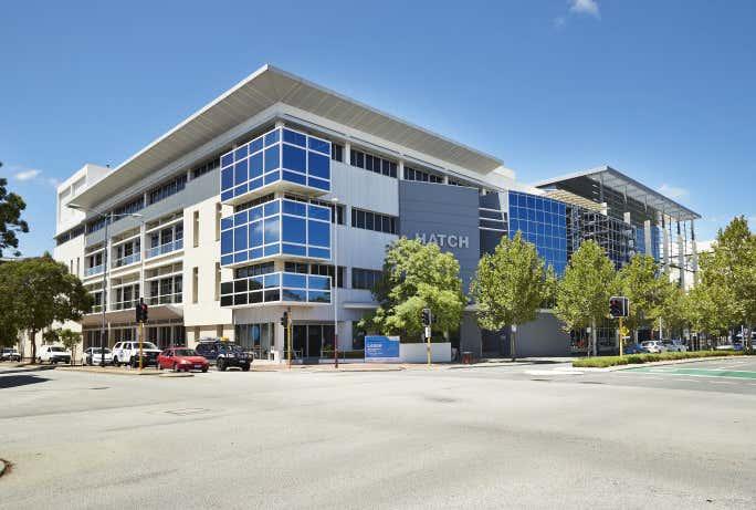 Hatch Building, Stirling Street, Perth, WA 6000