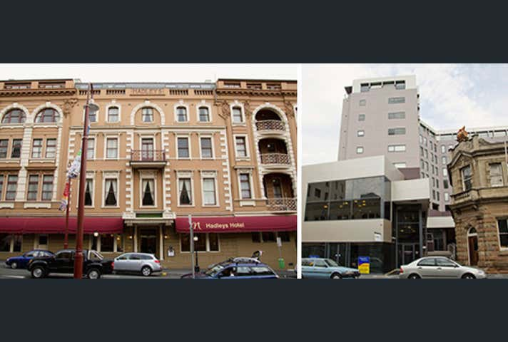 Mercure Hadleys Hobart Hotel & Grand Mercure Hobart Central Apartments, 34 Murray Street Hobart TAS 7000 - Image 1