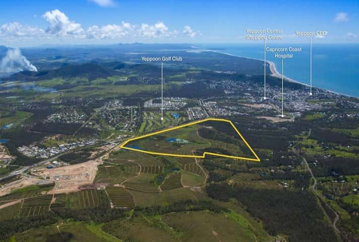 Lot 1000 Yeppoon Road, Hidden Valley Yeppoon QLD 4703 - Image 1