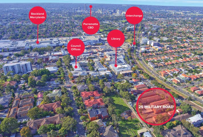 25 Military Road Merrylands NSW 2160 - Image 1