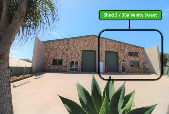 Unit 2, 36a Vanity Street Rockville QLD 4350 - Image 1