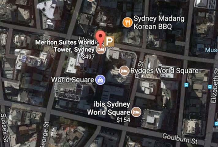 Carpark Spaces, Sydney CBD, 95 Liverpool Street Sydney NSW 2000 - Image 1