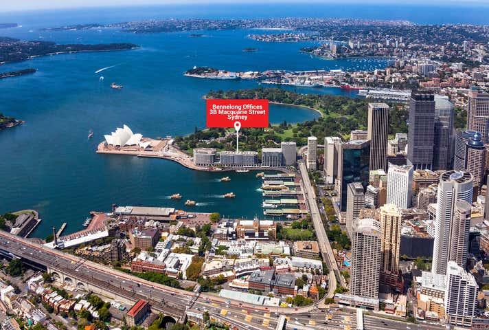 Bennelong Office Suites, 3/3B Macquarie Street Sydney NSW 2000 - Image 1