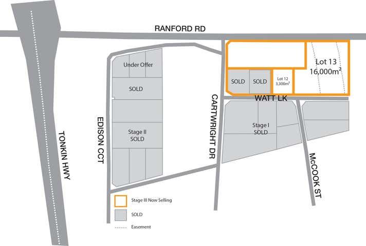 Lot 12 & 13 Edison Circuit Forrestdale WA 6112 - Image 1
