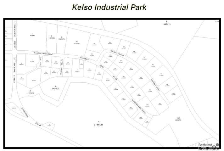 Lot 907 Michigan Road Kelso NSW 2795 - Image 1
