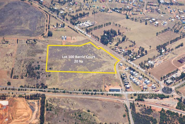 Lot 100 Barrie Court Narngulu WA 6532 - Image 1
