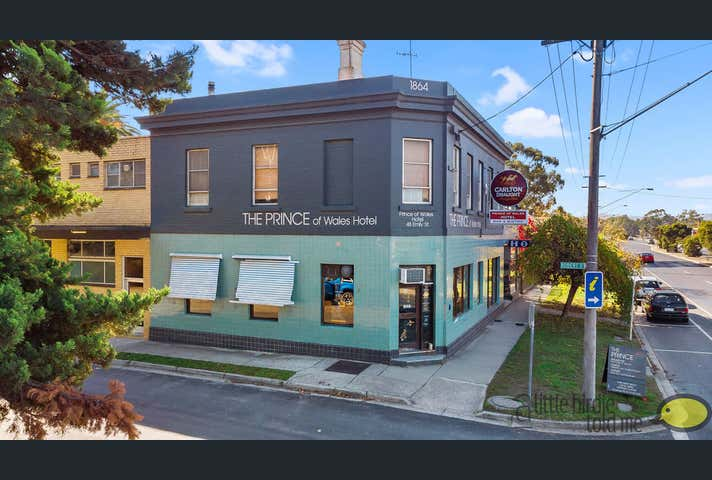 Prince Of Wales Hotel, 48 EMILY STREET Seymour VIC 3660 - Image 1