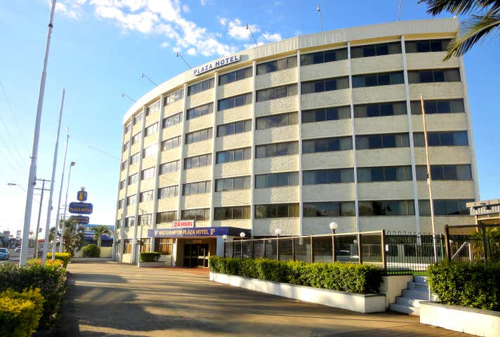 Plaza Hotel, 161  George Street Rockhampton City QLD 4700 - Image 1