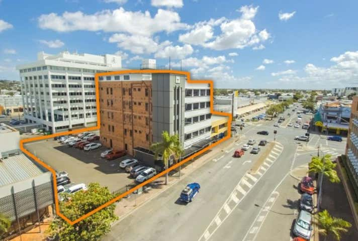 152-156 Bolsover Street Rockhampton City QLD 4700 - Image 1