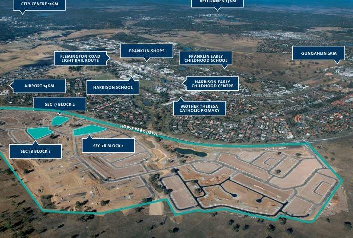 Throsby Mulit Unit Auctions, 1 Bettong Avenue, Throsby, ACT 2914
