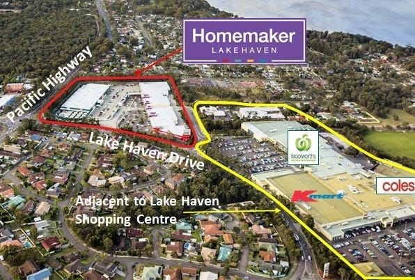 53 Corner Lakehaven Drive & Pacific Highway, Lake Haven, NSW 2263