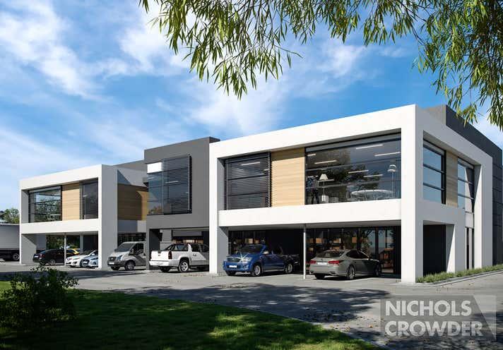 Springvale Business Park, 1626-1638 Centre Road Springvale VIC 3171 - Image 1