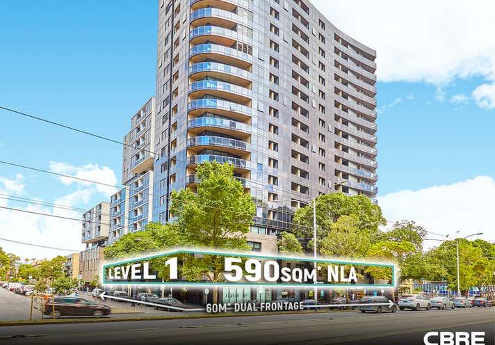 33 Flemington Road (Level 1) North Melbourne VIC 3051 - Image 1