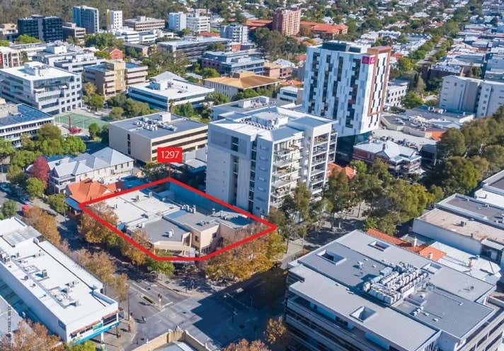 Outram Centre, 1297 Hay Street West Perth WA 6005 - Image 1