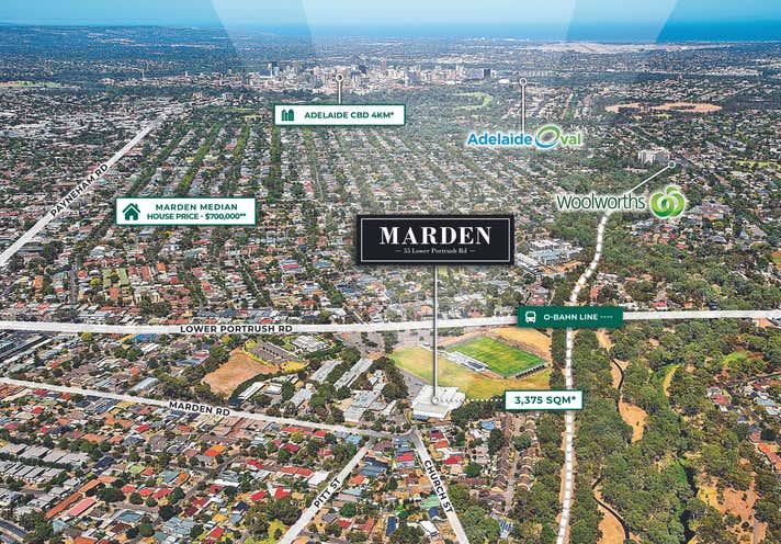 Lot 1, 55 Lower Portrush Road Marden SA 5070 - Image 2