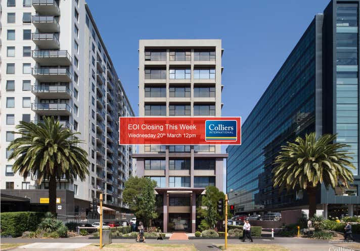 Level 6, 608 St Kilda Road Melbourne VIC 3004 - Image 1