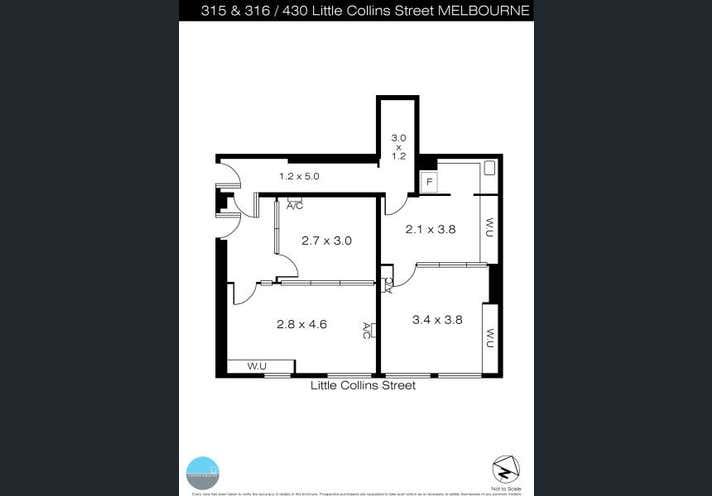 Suites 315 & 316, 430 Little Collins Street Melbourne VIC 3000 - Image 14