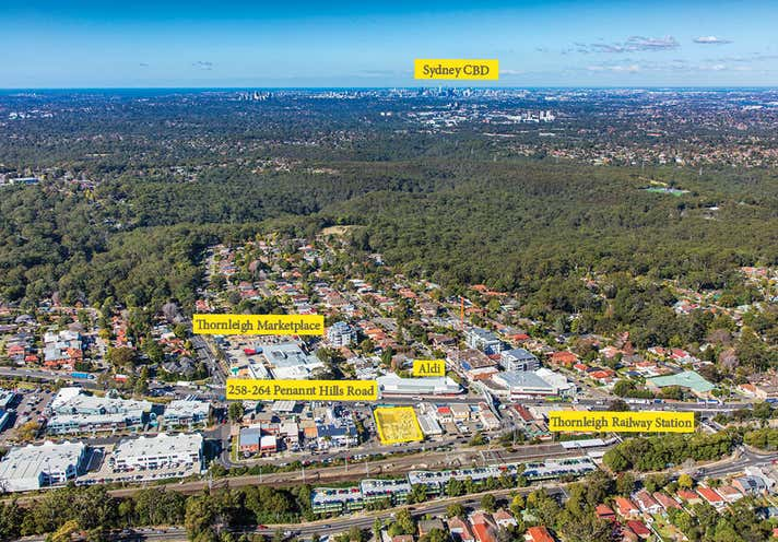 Retail 1,2,3,4 & 5 , 258-264 Pennant Hills Road Thornleigh NSW 2120 - Image 5