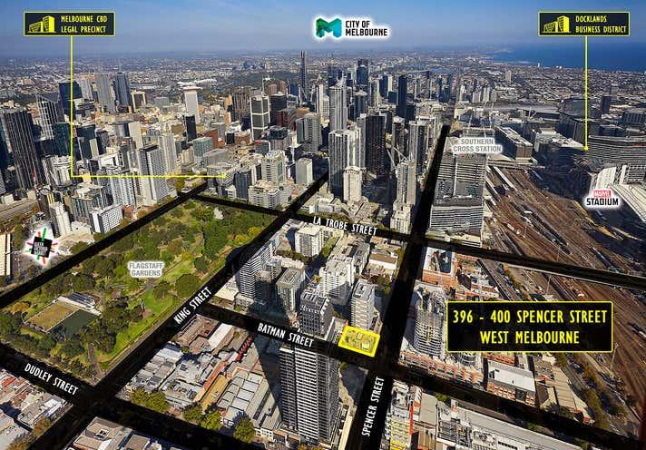 396 - 400 Spencer Street Melbourne VIC 3000 - Image 2