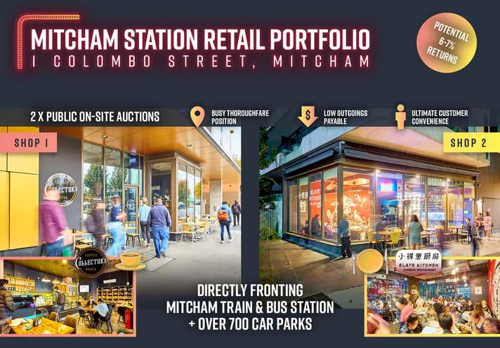 Shop 1, 1 Colombo Street Mitcham VIC 3132 - Image 7