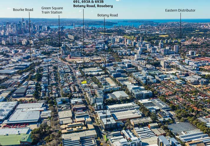 691, 693A & 693B Botany Road Rosebery NSW 2018 - Image 1