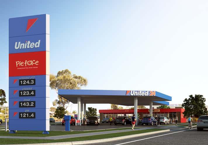 United Petroleum 1-7 Port Road Queenstown SA 5014 - Image 1