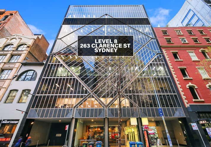 Level 8, 263 Clarence Street Sydney NSW 2000 - Image 2
