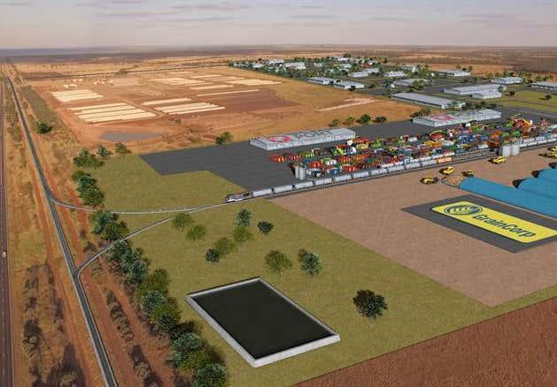 CQ Inland Port, Capricorn Highway, Emerald, QLD 4720, Industrial