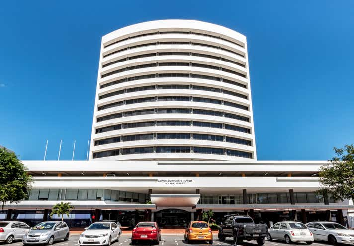 Cairns Corporate Tower, 15 Lake St Cairns City QLD 4870 - Image 2