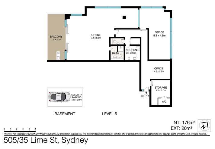 Suite 505, 35 Lime Street Sydney NSW 2000 - Image 4