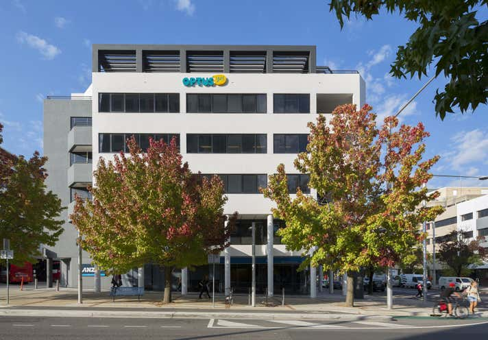 Optus Centre, 10 Moore Street City ACT 2601 - Image 2