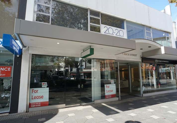 Shop 2, 1 Knox Street Double Bay NSW 2028 - Image 1