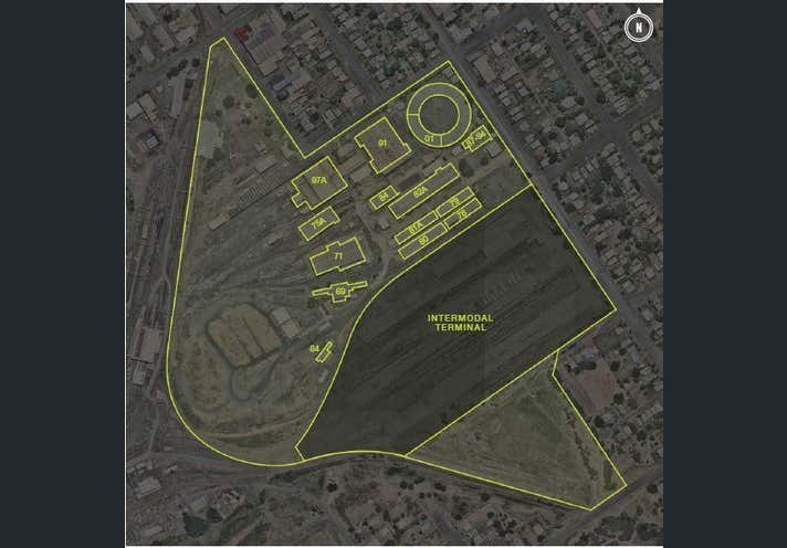 Railway Workshops, 380 Bolsover Street Rockhampton City QLD 4700 - Image 2