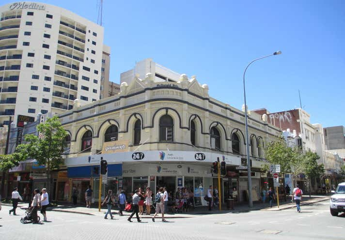 McDonald Building, 142-150 Murray Street Perth WA 6000 - Image 1