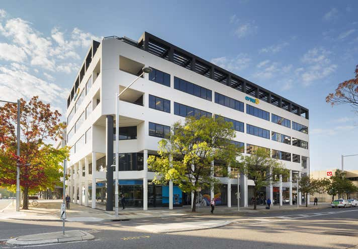 Optus Centre, 10 Moore Street City ACT 2601 - Image 1