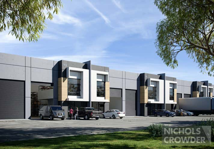 Springvale Business Park, 1626-1638 Centre Road Springvale VIC 3171 - Image 2