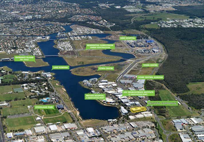 Regatta Corporate, Suite 4B, 2 Innovation Parkway Birtinya QLD 4575 - Image 7