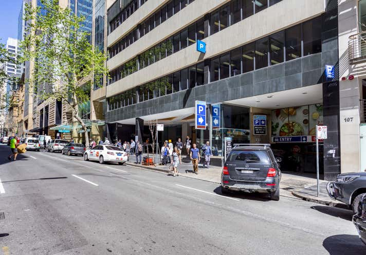 The Car Park, 109 Pitt Street Sydney NSW 2000 - Image 1