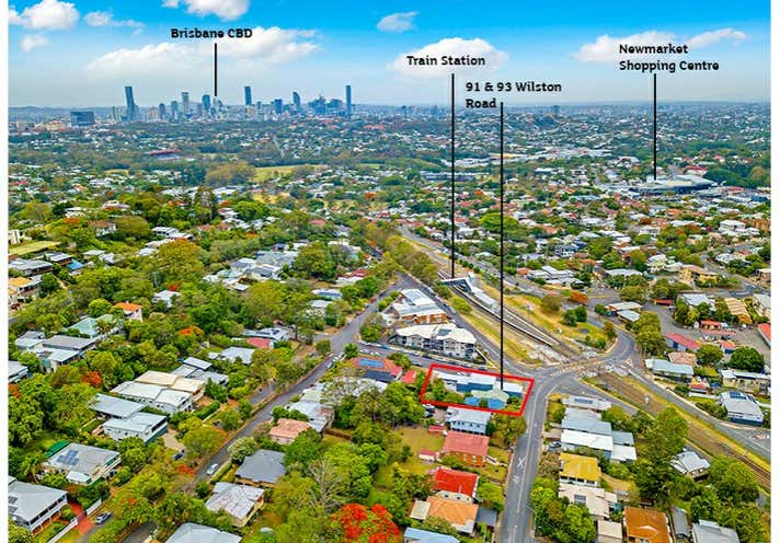 91 & 93 Wilston Road Newmarket QLD 4051 - Image 2