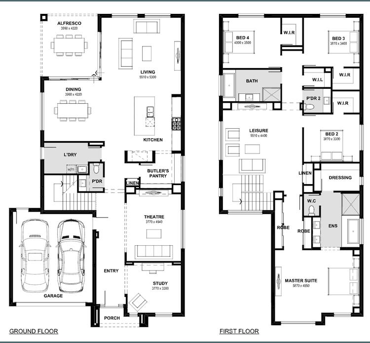 Emporio 43 Floor Plan