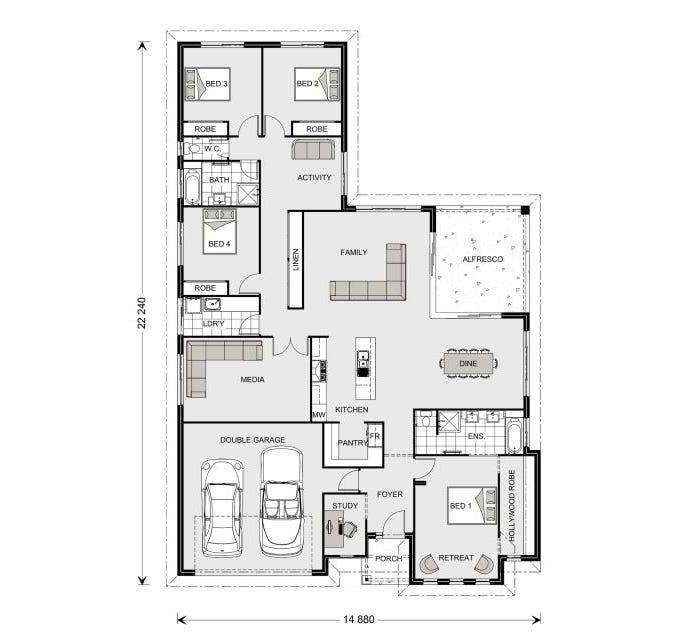 Coolum Floor Plan