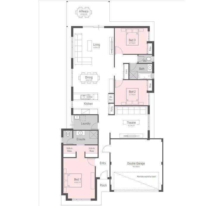 Greyson Floor Plan