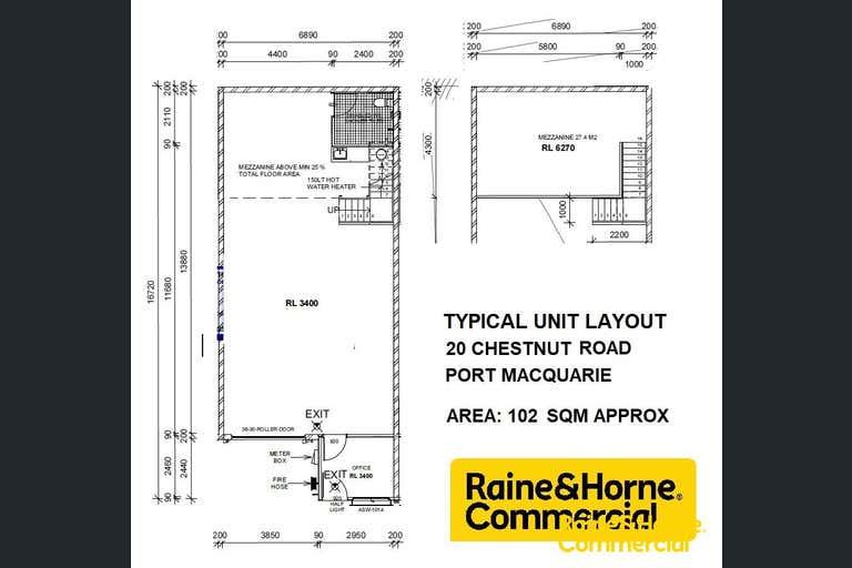 (L) Unit 3, 20 Chestnut Road Port Macquarie NSW 2444 - Image 4