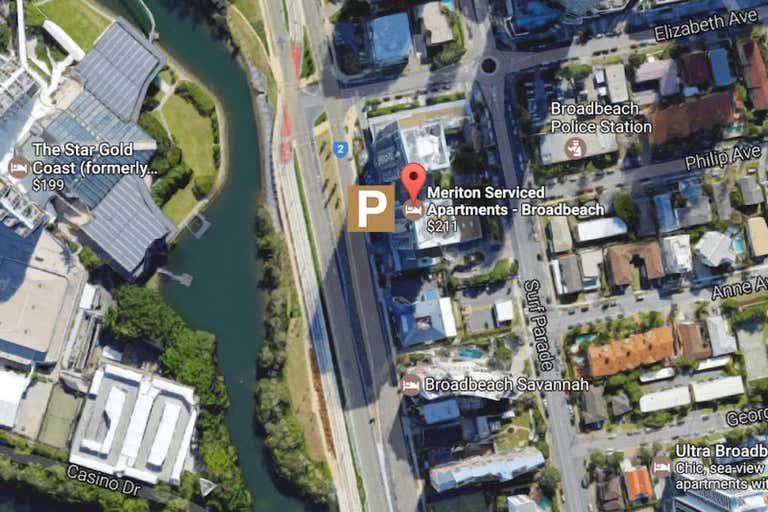 Carpark Spaces, Pegusus Broadbeach, 2669 Gold Coast Highway Broadbeach QLD 4218 - Image 1