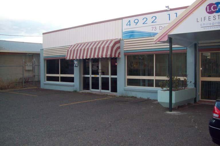 SUITE  ONE, 71-73  DENHAM STREET Rockhampton City QLD 4700 - Image 1