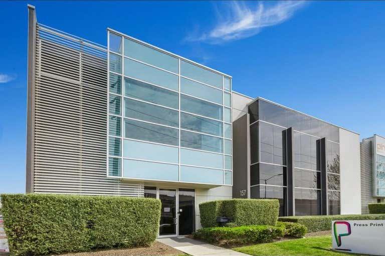Gateway Business Park, 157 Salmon Street Port Melbourne VIC 3207 - Image 1