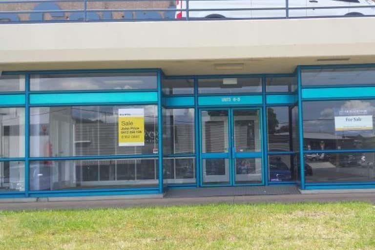 CENTRE COURT, 1 Pirie Street Fyshwick ACT 2609 - Image 2